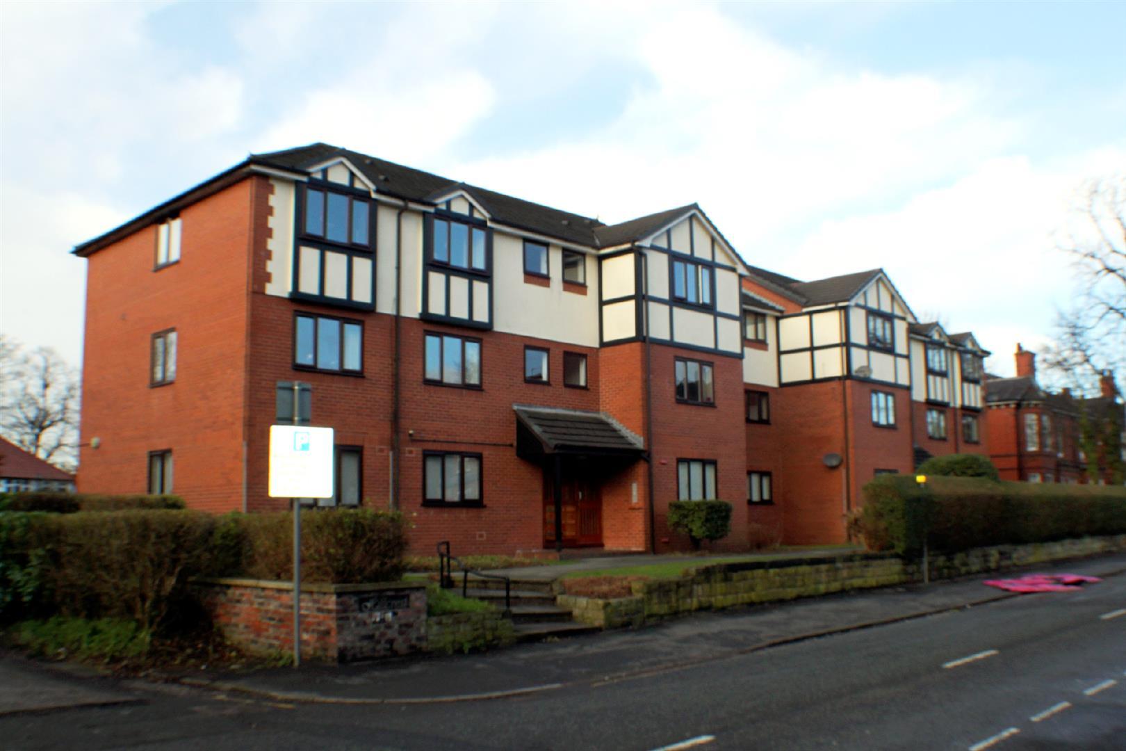 2 Bedrooms Flat for sale in Hillcrest, Park Road, Salford